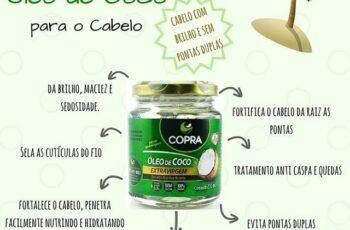 Quais os benefícios do óleo de coco e como usar?