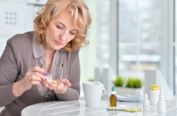 A terapia de reposição hormonal combate a menopausa