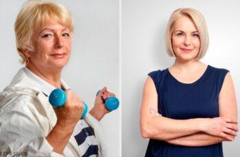 Como se manter feliz e saudável durante a menopausa?